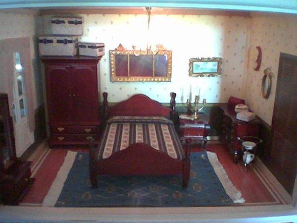 Schlafzimmer Um 1900